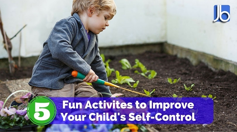 5 Fun Activities to Improve Your Child's Self-Control