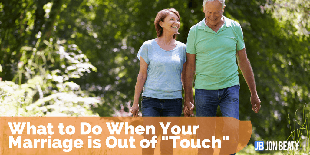 What to Do When Your Marriage is Out of